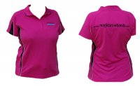 Magic Browbands Shirts - Pink