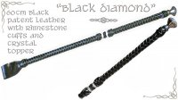 """Black Diamond"" Cane"