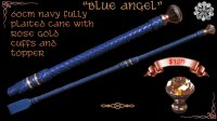 """Blue Angel"" Cane"