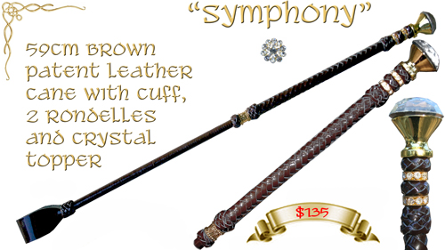 """Symphony"" Cane - Click Image to Close"